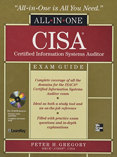 9780071487559: CISA Certified Information Systems Auditor All-in-One Exam Guide