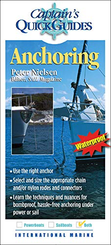 9780071487719: Anchoring: A Captain's Quick Guide (Captain's Quick Guides)