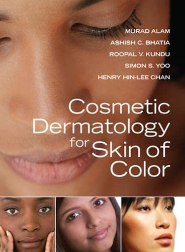 9780071487764: Cosmetic Dermatology for Skin of Color