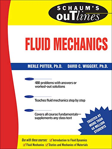 9780071487818: Schaum's Outline of Fluid Mechanics (Schaum's Outline Series)