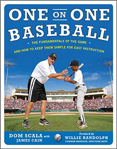 9780071488433: One on One Baseball: The Fundamentals of the Game and How to Keep It Simple for Easy Instruction (NTC Sports/Fitness)