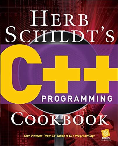 9780071488600: Herb Schildt's C++ Programming Cookbook (Programming & Web Development - OMG)