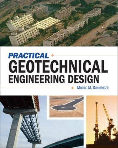 9780071488679: Practical Geotechnical Engineering Design