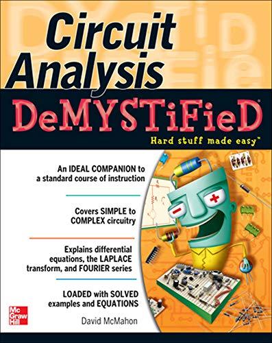 9780071488983: Circuit Analysis Demystified