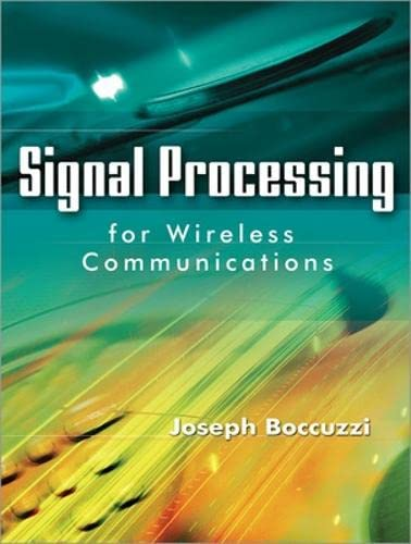 9780071489058: Signal Processing for Wireless Communications
