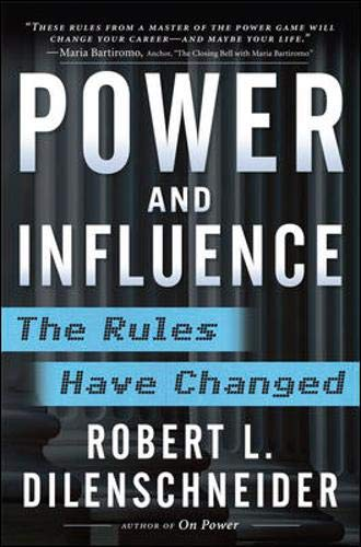 9780071489768: Power and Influence: The Rules Have Changed