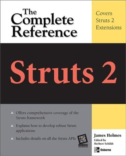 9780071489904: Struts 2: The Complete Reference