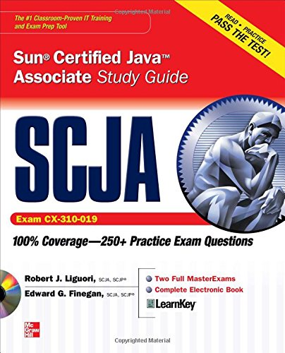 9780071490030: SCJA Sun Certified Java Associate Study Guide (Exam CX-310-019) (Certification Press)