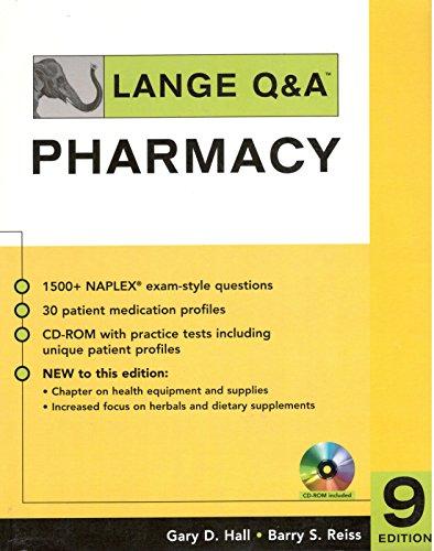 9780071490214: Lange Q & A Pharmacy