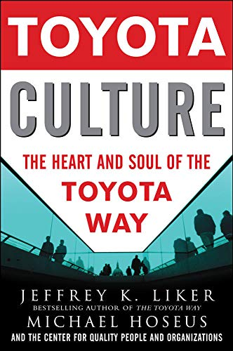9780071492171: Toyota Culture: The Heart and Soul of the Toyota Way