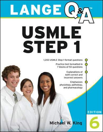 9780071492195: Lange Q&A USMLE Step 1, Sixth Edition