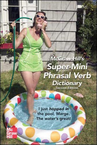9780071492294: McGraw-Hill's Super-Mini Phrasal Verb Dicitonary (McGraw-Hill ESL References)