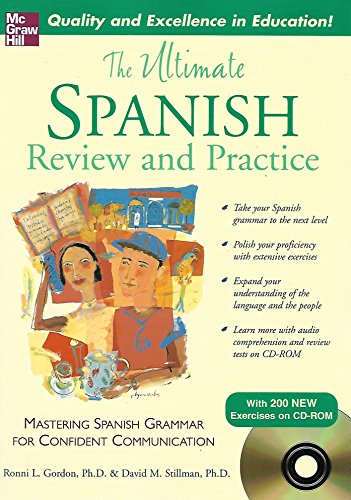 9780071492409: The Ultimate Spanish Review and Practice: Mastering Spanish Grammar for Confident Communication