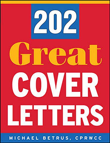 9780071492485: 202 Great Cover Letters