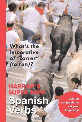 9780071492683: Harrap's Super-Mini Spanish Verbs