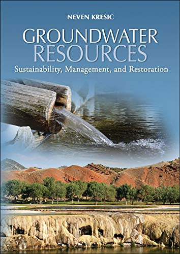 9780071492737: Groundwater Resources: Sustainability, Management, and Restoration (Mechanical Engineering)