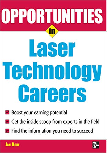 9780071493093: Opportunities in Laser Technology Careers