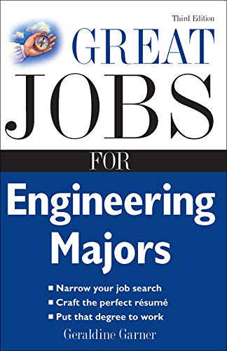 9780071493147: Great Jobs for Engineering Majors (Great Jobs for ... Majors)