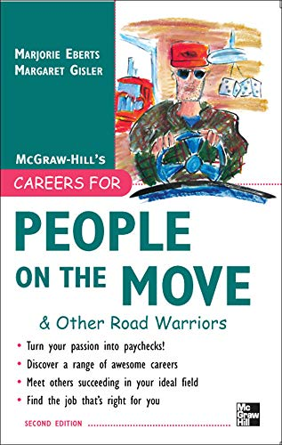 9780071493178: Careers for People on the Move & Other Road Warriors (McGraw-Hill Careers for You (Paperback))