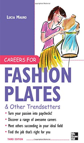 9780071493185: Careers for Fashion Plates & Other Trendsetters (McGraw-Hill's Careers for You)