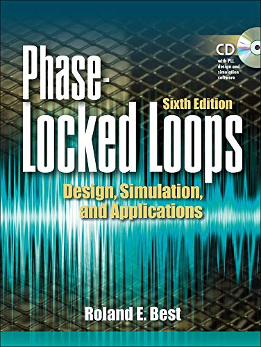 9780071493758: Phase Locked Loops 6/e: Design, Simulation, and Applications
