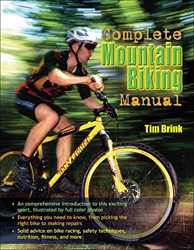 9780071493901: The Complete Mountain Biking Manual