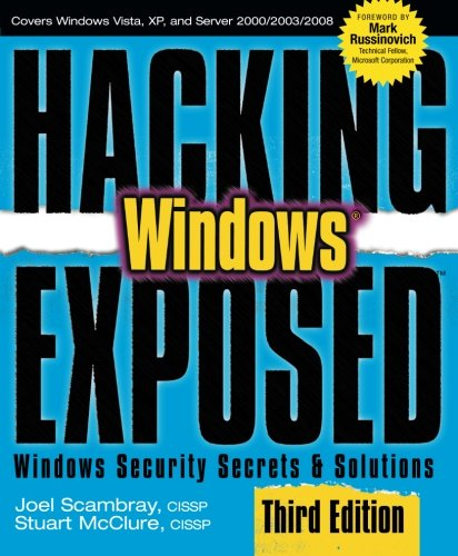9780071494267: Hacking Exposed Windows: Microsoft Windows Security Secrets and Solutions, Third Edition