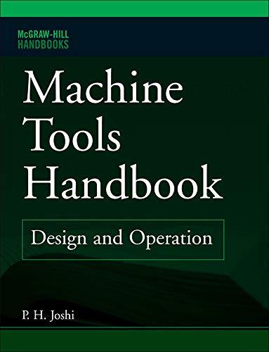 9780071494359: Machine Tools Handbook (McGraw-Hill Handbooks)