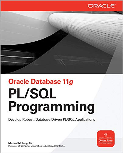 9780071494458: Oracle Database 11g PL/SQL Programming (Oracle Press)