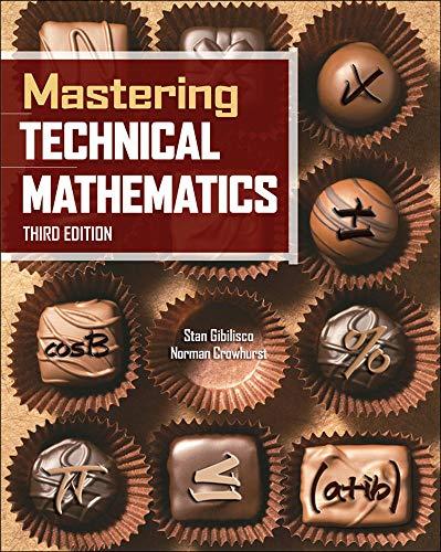 9780071494489: Mastering Technical Mathematics, Third Edition