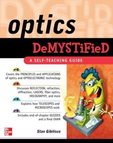 9780071494496: Optics Demystified