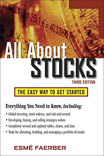 9780071494557: All About Stocks, 3E (All About... (McGraw-Hill))