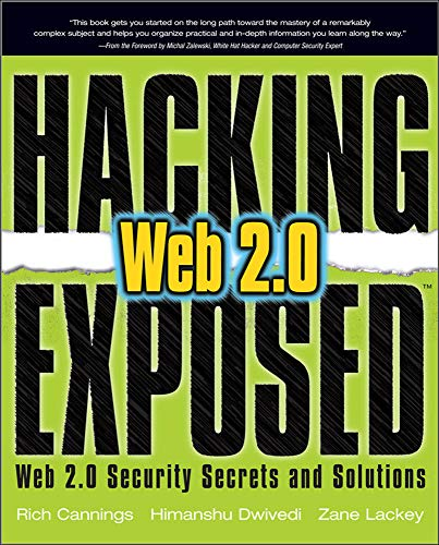 9780071494618: Hacking Exposed Web 2.0: Web 2.0 Security Secrets and Solutions
