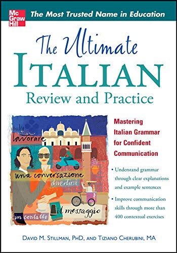 9780071494878: The Ultimate Italian Review and Practice (UItimate Review & Reference Series)