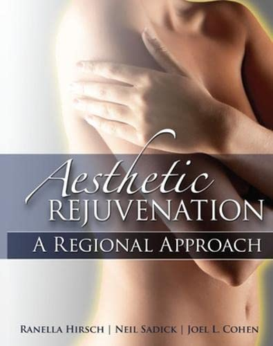 9780071494953: Aesthetic Rejuvenation: A Regional Approach (Medical/Denistry)