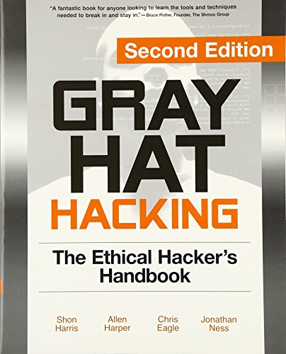 9780071495684: Gray Hat Hacking, Second Edition: The Ethical Hacker's Handbook