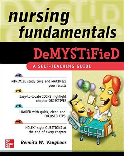 9780071495707: Nursing Fundamentals DeMYSTiFieD: A Self-Teaching Guide