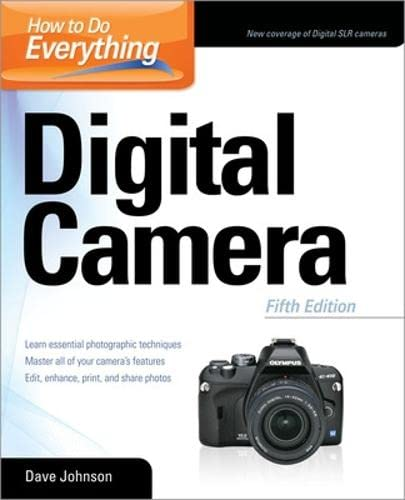 9780071495806: How to Do Everything: Digital Camera