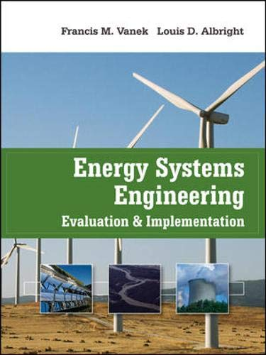 9780071495936: Energy Systems Engineering: Evaluation and Implementation