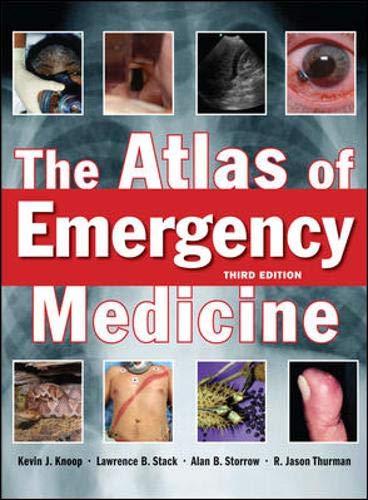 9780071496186: The Atlas of Emergency Medicine, Third Edition