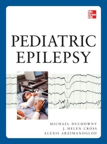 9780071496216: Pediatric Epilepsy