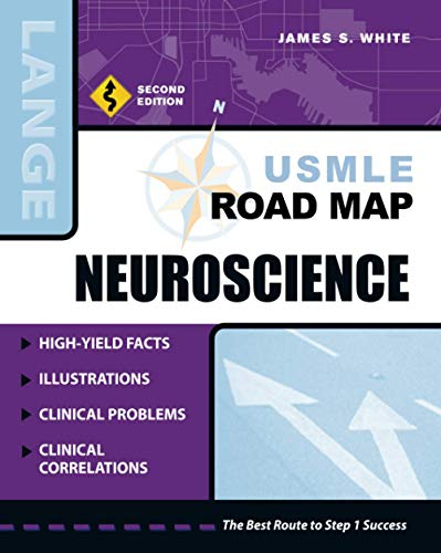 9780071496230: USMLE Road Map Neuroscience, Second Edition (LANGE USMLE Road Maps)