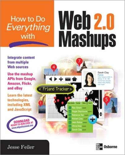 9780071496278: How to Do Everything with Web 2.0 Mashups