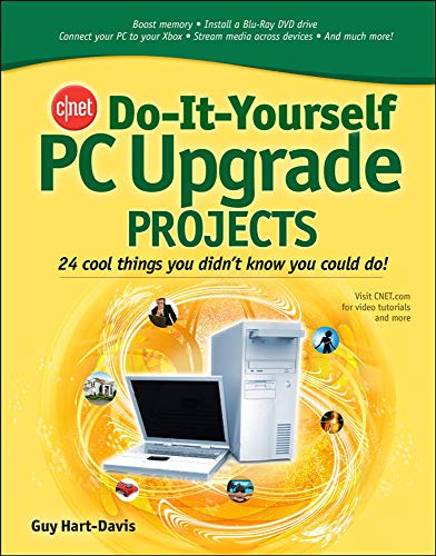 9780071496285: CNET Do-It-Yourself PC Upgrade Projects