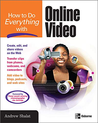 9780071496438: How to Do Everything with Online Video