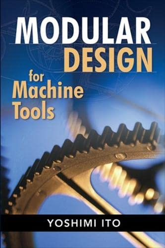 9780071496605: Modular Design for Machine Tools