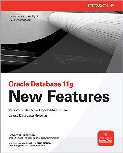 9780071496612: Oracle Database 11g New Features (Oracle Press)