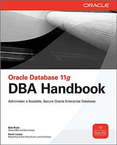 9780071496636: Oracle Database 11g DBA Handbook (Oracle Press)