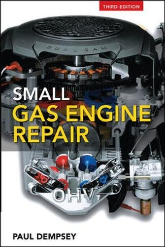 9780071496674: Small Gas Engine Repair