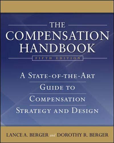 9780071496759: The Compensation Handbook